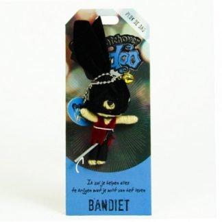 voodoo poppetje bandiet