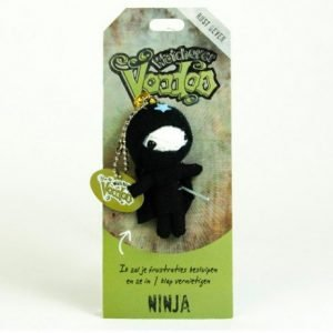 voodoo poppetje ninja