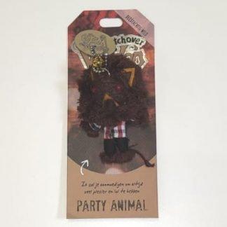 voodoo poppetje party animal