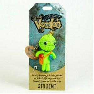 voodoo poppetje student